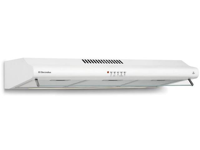 Depurador de Ar Electrolux DE80B 80cm de Parede Branco