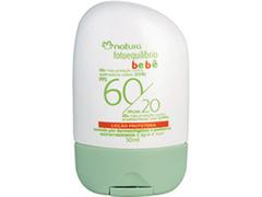 Loção Protetora FPS60 Bebê Natura Fotoequilíbrio 50 ml