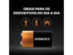 Bateria Duracell 9V - 2