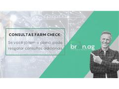 Farm Check- Consultas- Brain Soluções