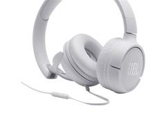 Fone de Ouvido JBL T500 com Fio Branco T500WHITE - 3