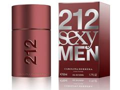 Perfume 212 Sexy Men Carolina Herrera Masculino Eau de Toilette 50ml - 1