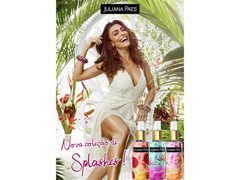 Body Splash Encanto Juliana Paes Feminino 200ml - 2