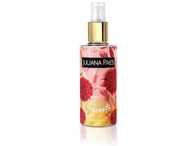 Body Splash Encanto Juliana Paes Feminino 200ml