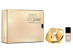 Kit Perfume Lady Million Paco Rabanne Fem EDP 50ml + Esmalte de Unha