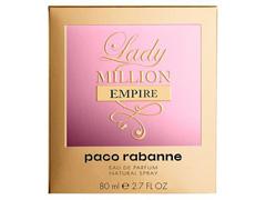 Perfume Lady Million Empire Paco Rabanne Feminino Eau de Parfum 80ml - 1