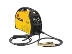Inversor para Solda Elétrica Vonder RIV166 com Display Digital Bivolt