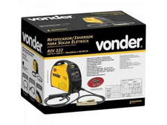 Inversor para Solda Elétrica Vonder RIV222 com Display Digital Bivolt - 2