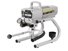 Máquina de Pintura Vonder Airless MPA120 1,2 HP 900W 220V
