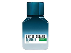 Perfume Benetton United Dreams Together for Him Masculino EDT 100ml - 0