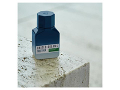 Perfume Benetton United Dreams Together for Him Masculino EDT 100ml - 2