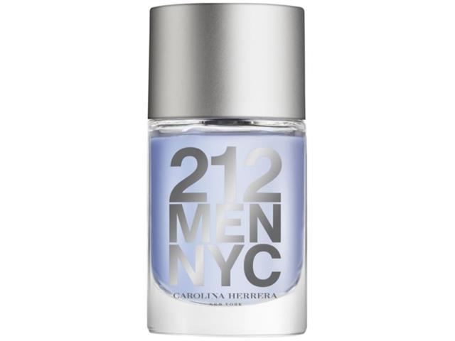 Perfume 212 Carolina Herrera Masculino Eau de Toilette 30ml