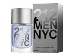 Perfume 212 Carolina Herrera Masculino Eau de Toilette 30ml - 2