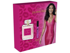 Kit Perfume O Desejo Juliana Paes Feminino EDT 100ml + Batom Líquido - 1