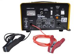 Carregador de Bateria Vonder CBV9501 Portátil 12V - 2