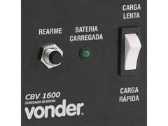 Carregador de Bateria Vonder CBV1600 Portátil 12V - 1