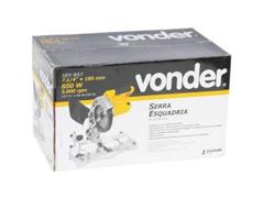 Serra Esquadria Vonder 7.1/4 185 mm SEV 850W - 8