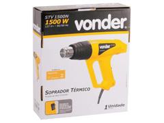Soprador Térmico Vonder STV1500N 2 Estágios - 8