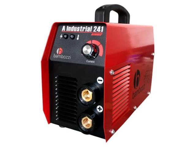 Máquina Bambozzi Inversora de Solda 200A Bivolt