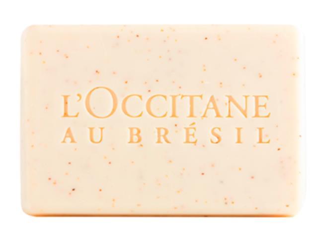 Sabonete Esfoliante L'Occitane au Brésil Mandacaru 75g