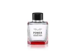 Kit Perfume Antonio Banderas Power of Seduction Masc EDT 100ml + Deo - 2
