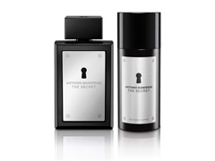 Kit Perfume Antonio Banderas The Secret Masc EDT 100ml + Deo Spray - 0