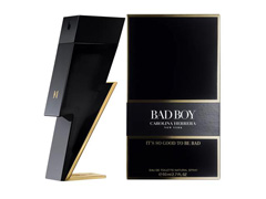 Perfume Bad Boy Carolina Herrera Masculino Eau de Toilette 50ml - 1