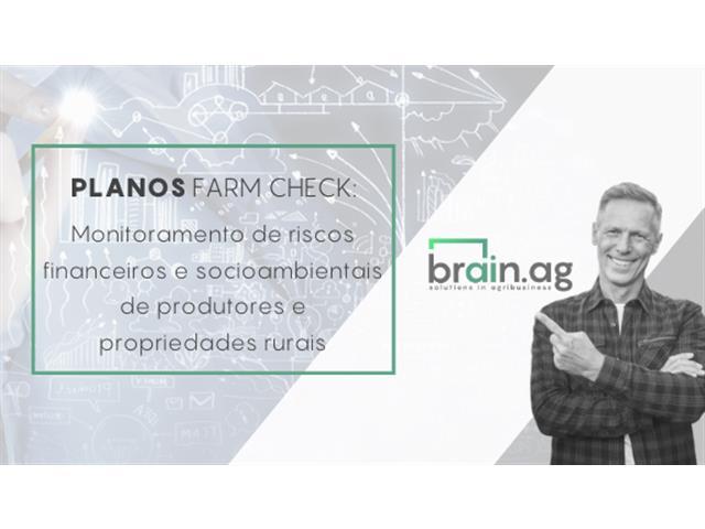 Farm Check - Planos - Brain Soluções