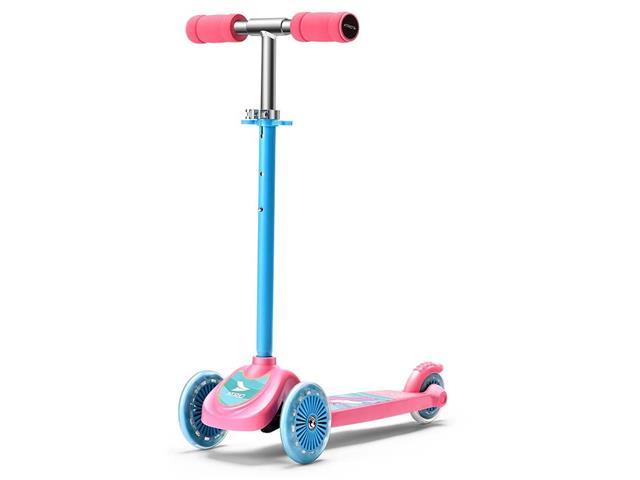 Patinete Infantil Atrio Unicorn 3 Rodas Suporta até 35Kg Rosa