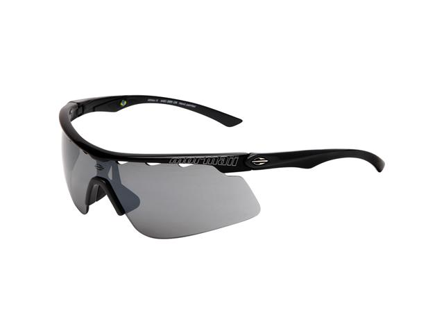 Óculos de Sol Mormaii Athlon 2 Preto com Cinza