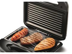 Sanduicheira Mondial S-12 Fast Grill e Sandwich 750W - 1