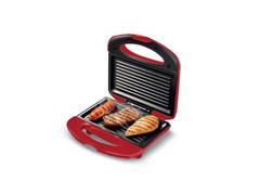 Sanduicheira Inox Grill Mondial S-19 Premium Red 800W - 2