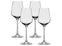 Conjunto Oxford Flavour Classic  com 4 Taças De Cristal Bordeaux 650ml