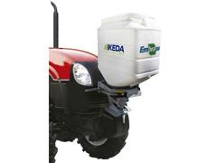 Semeadora Adubadora Ikeda MS100 CR para Trator 100 Litros - 1