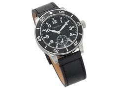 Relógio Nautica Masculino Couro Preto NAPHST002 - 1