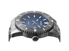 Relógio Akium Masculino Aço Cinza G7093 SS VD53 GREY - 2