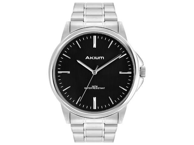 Relógio Akium Masculino Aço TMG7088N1A