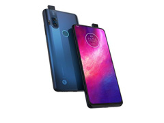 "Smartphone Motorola One Hyper 128GB 6.5"" Câm 64+8MP e Selfie 32MP Azul - 5"