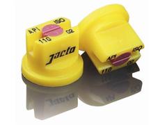 Combo Bico Pulv Jacto Leque Api 11002 Amarela 25 Peças