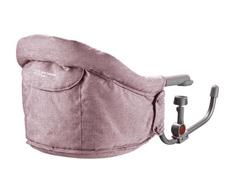 Cadeira de Alimentação Multikids Baby ClickNClip Encaixe de Mesa Rosa - 1