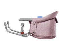 Cadeira de Alimentação Multikids Baby ClickNClip Encaixe de Mesa Rosa - 0