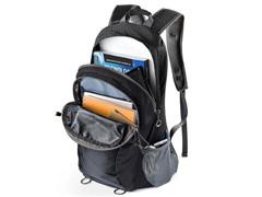 Mochila Sport Multilaser para Notebook até 15,6 Polegadas Preta - 1
