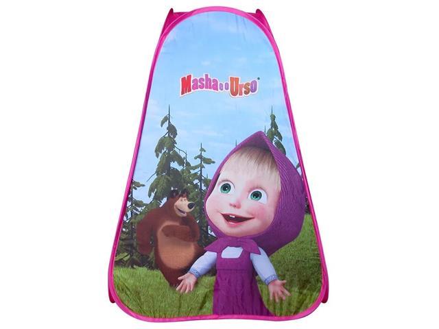 Barraca Infantil Masha e o Urso Multikids Dobravél