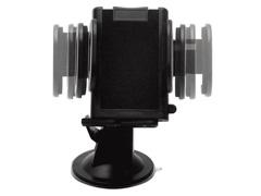 Suporte Universal Veicular Multilaser para Smartphone Compacto - 2