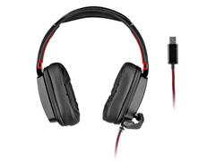 Headset Gamer Warrior Multilaser Kaden USB 2.0 Stereo LED RGB PH301 - 3