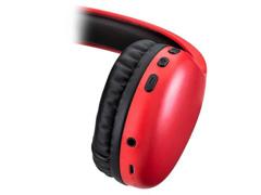 Headphone Multilaser Bluetooth Joy P2 PH311 Vermelho - 5