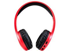 Headphone Multilaser Bluetooth Joy P2 PH311 Vermelho - 2
