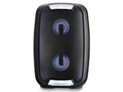 Caixa de Som Amplificada Multilaser Mini Torre Neon 200w Preta - 1