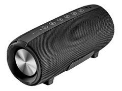 Caixa de Som Portátil Pulse Speaker Energy Bluetooth SP356 Preta