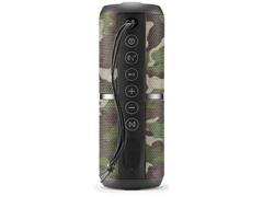 Caixa de Som Portátil Pulse Wave 2 Bluetooth SP354 Camuflada - 1